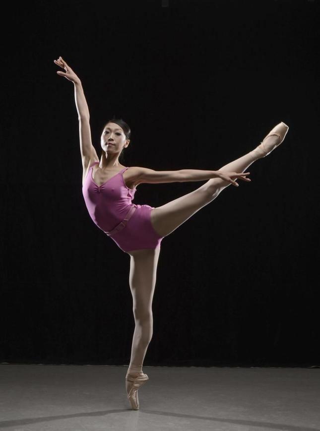Misa Kuranaga misa kuranaga A Ballet Education