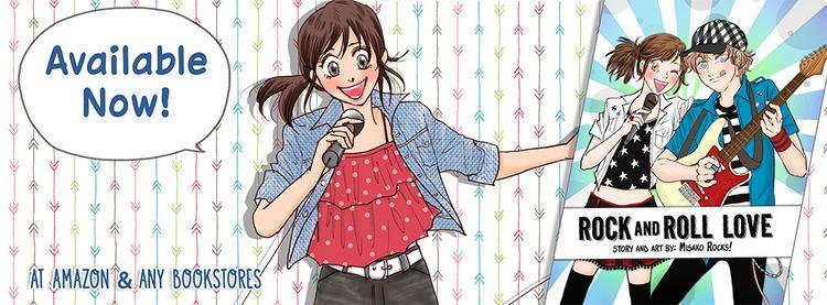 Misako Rocks! Misako Rocks Rock and Roll Love is on sale again