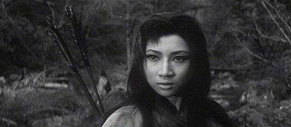 Misako Watanabe THIRD NINJA is first rate Vintage Ninja