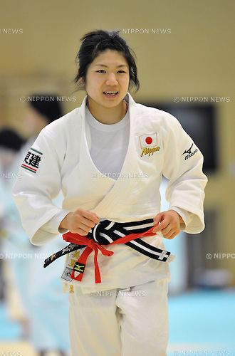Misato Nakamura Judo Japanese Women39s National Team Training Nippon News