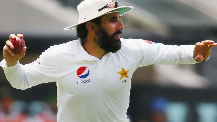 MisbahulHaq to retire as Pakistan Test captain after West Indies