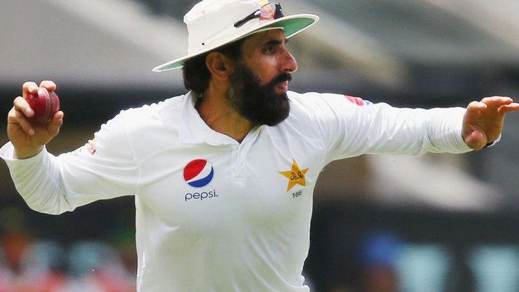 MisbahulHaq to retire as Pakistan Test captain after West Indies