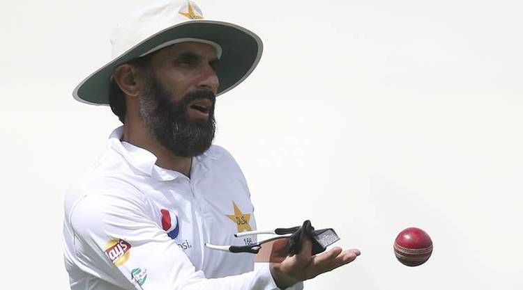 MisbahulHaq to captain Pakistan in tour of West Indies The
