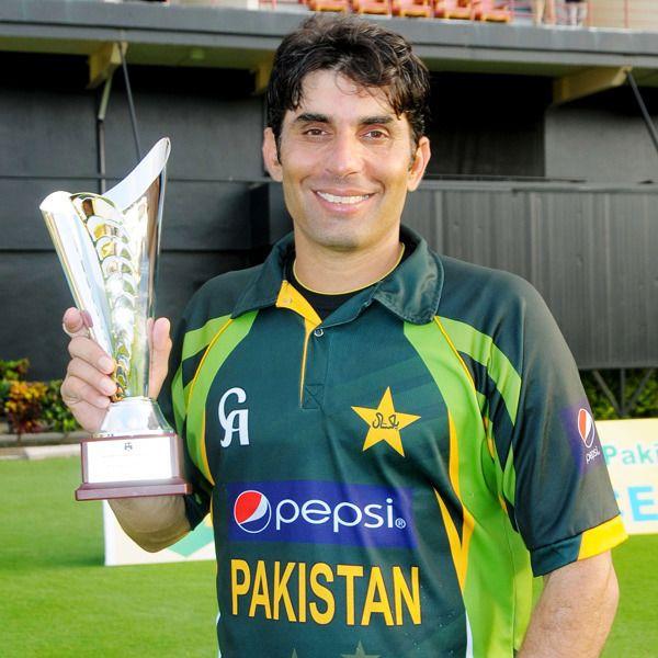 Misbah ul Haq (Cricketer)