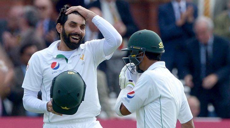 MisbahulHaq to lead Pakistan in threeTest series against