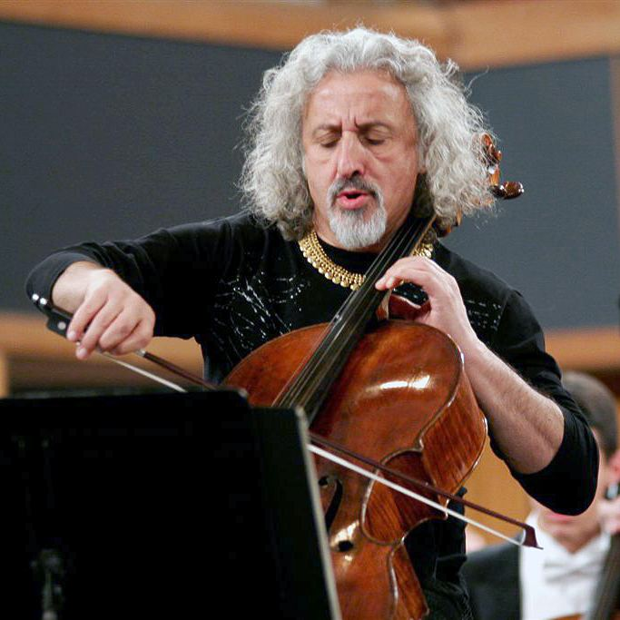 Mischa Maisky Mischa Maisky Cello Short Biography More Photos