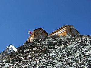 Mischabel Hut httpsuploadwikimediaorgwikipediacommonsthu