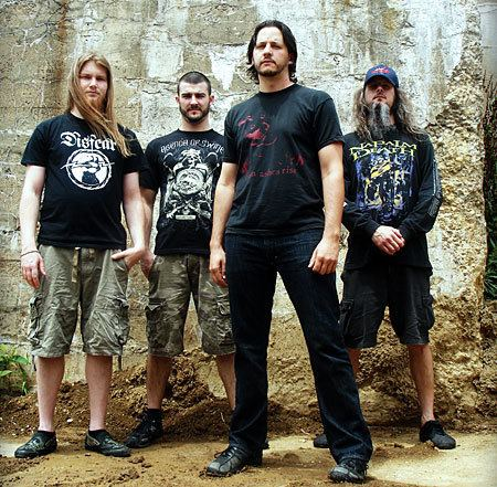 Misery Index (band) Misery Index Conjure A New Song For You Metal Insider