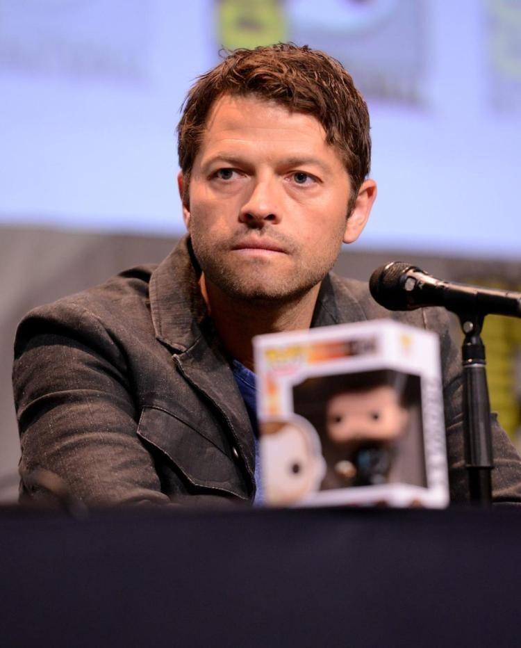 Misha Collins Supernatural star Misha Collins reportedly mugged NY Daily News