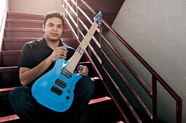 Misha Mansoor PERIPHERY Interview with Misha Mansoor Prog Sphere