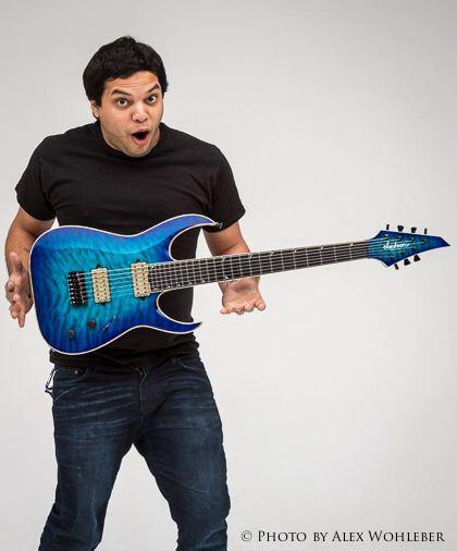 Misha Mansoor Guitar Lessons Interviews News Reviews More Guitar Messenger