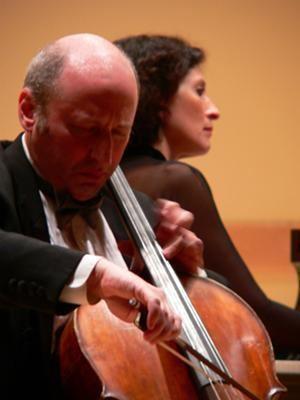 Misha Quint Russian Cellist Misha Quint at Carnegie Hall
