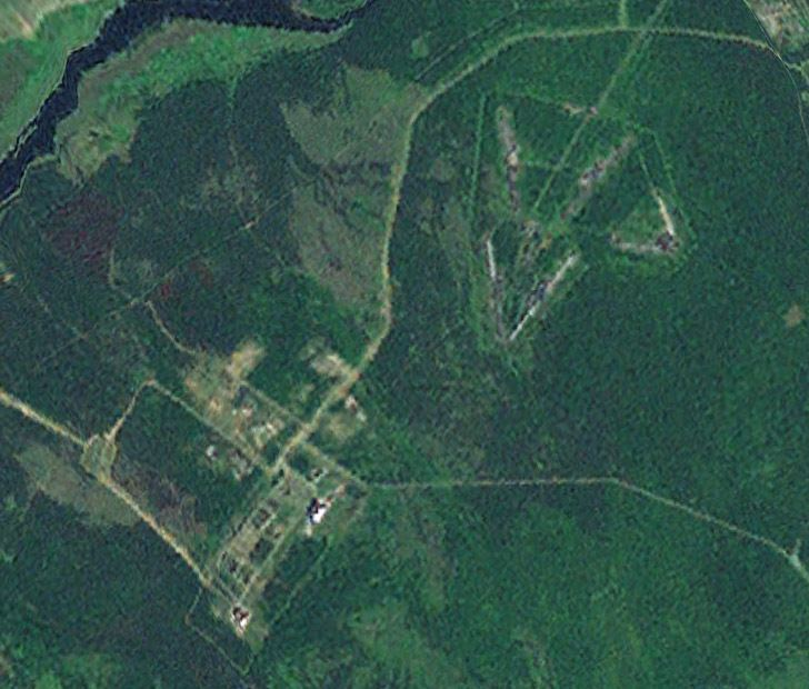Mishelevka Radar Station