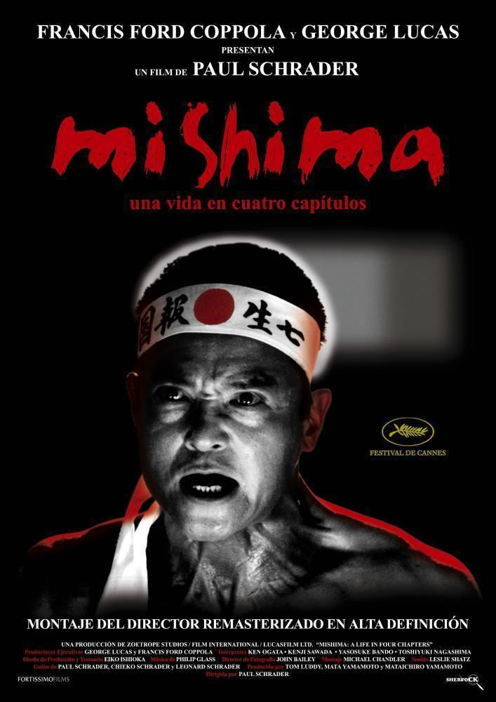 Mishima: A Life in Four Chapters Mishima A Life in Four Chapters Movie 1985