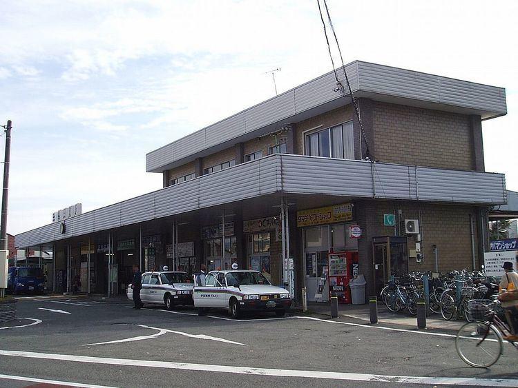 Mishima-Tamachi Station