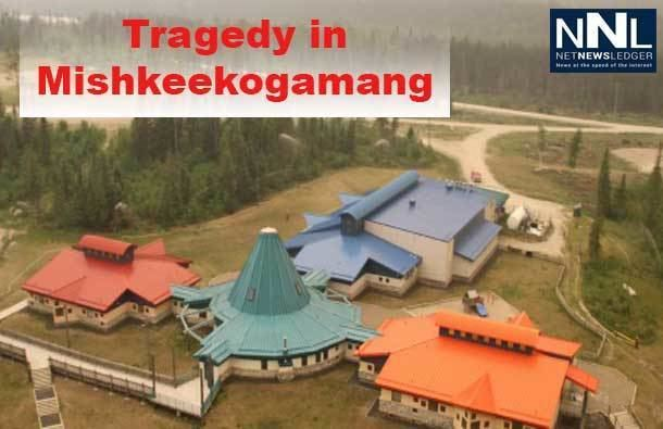 Mishkeegogamang First Nation NetNewsLedger Thunder Bay News Tragedy Strikes Mishkeegogamang