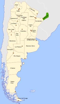 Misiones Province Wikipedia