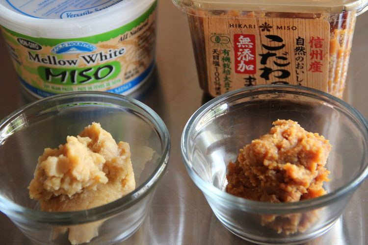 Miso Miso Paste Japanese Cooking 101