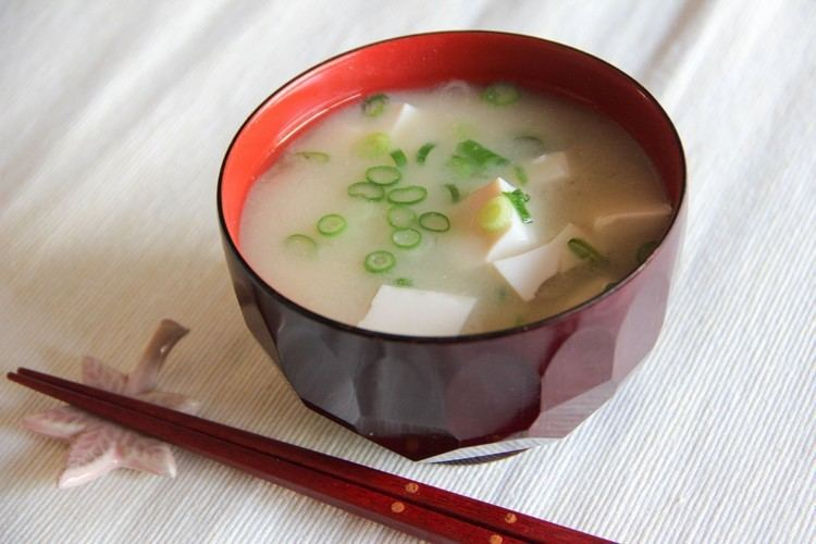 Miso soup Miso Soup Recipe Japanese Cooking 101 YouTube