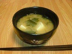 Miso soup Miso soup Wikipedia