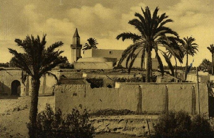 Misrata in the past, History of Misrata