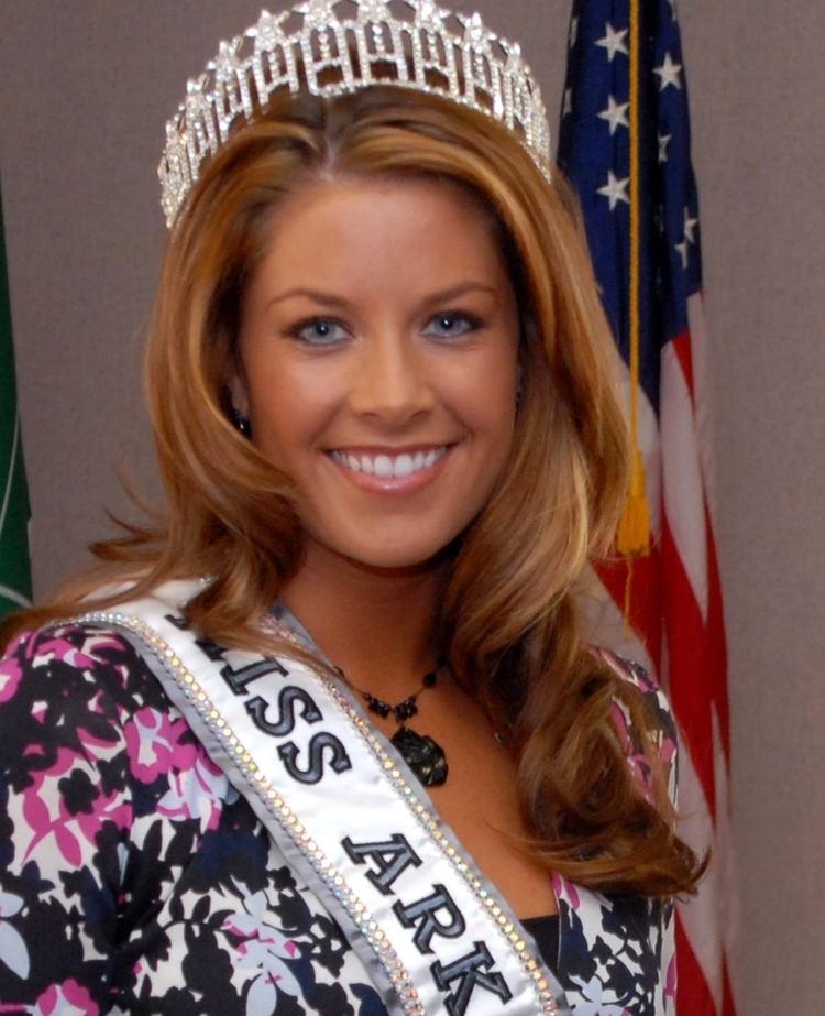 Miss Arkansas USA