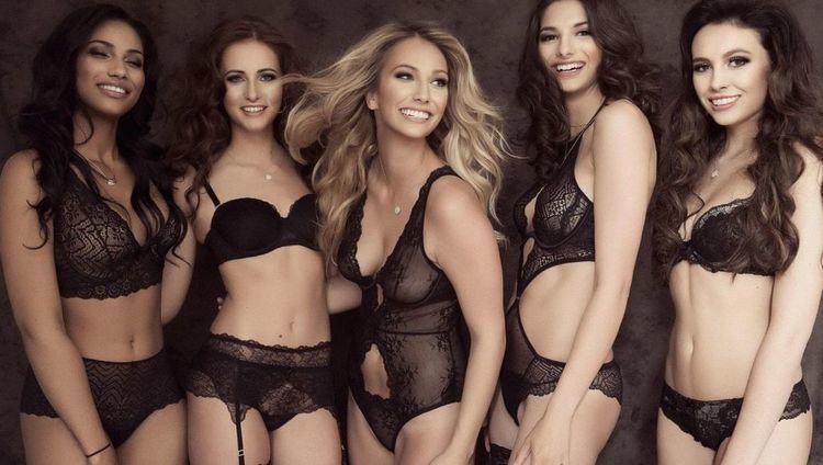 Miss Austria Miss Austria So sexy sind die Kandidatinnen DessousShooting