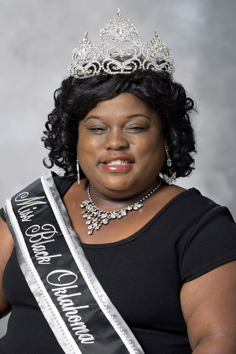 Miss Black America UCO News UCO Student Crowned Miss Black Oklahoma Advances to Miss