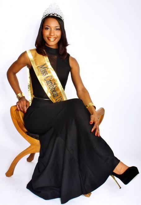 Miss Caribbean UK 2014
