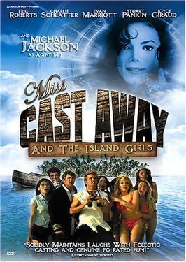 Miss Cast Away and the Island Girls movie poster