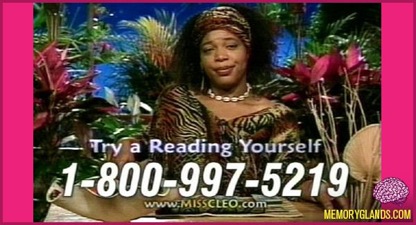 Miss Cleo Call Me Now For Your Free Readingquot Vice Interviews Miss