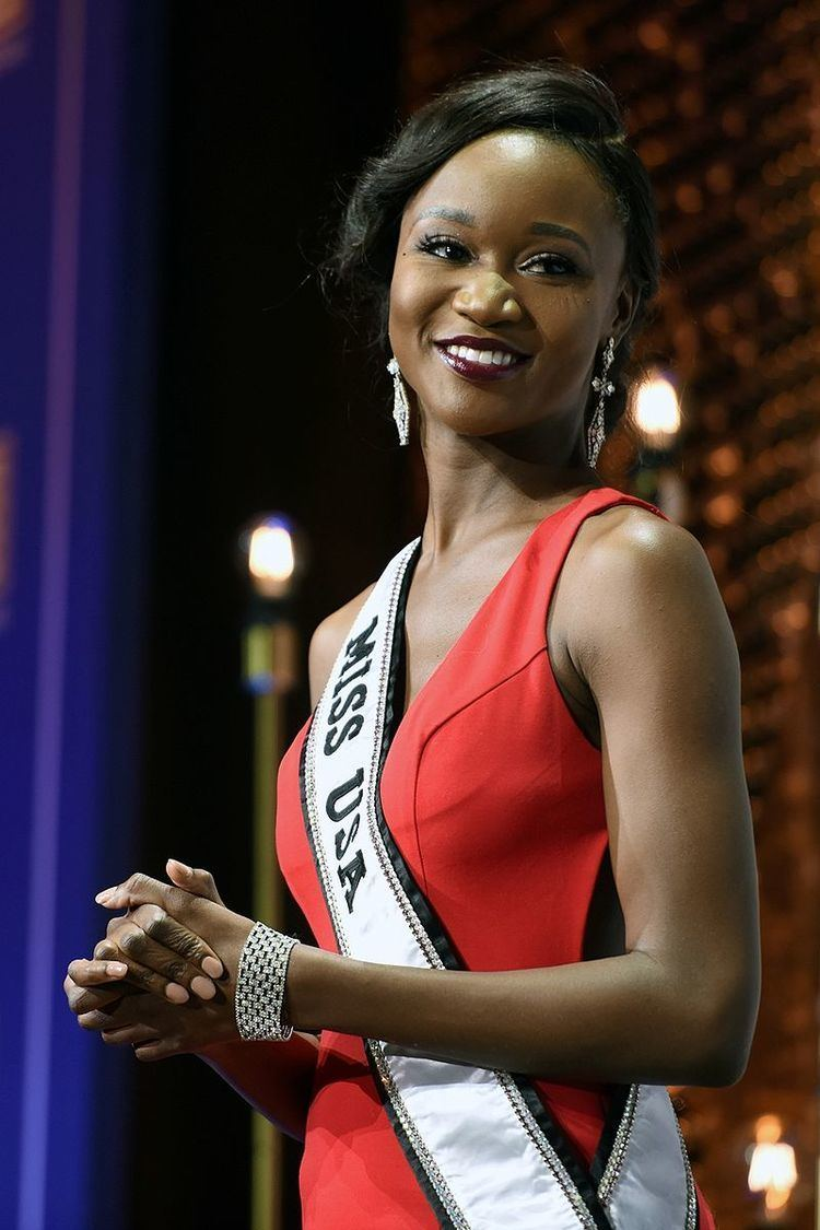 Miss District of Columbia USA