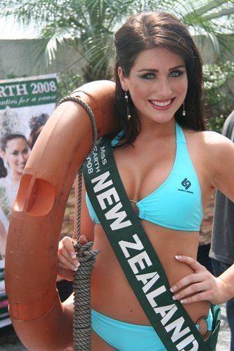Miss Earth New Zealand