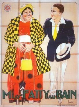 Miss Fattys Seaside Lovers movie poster