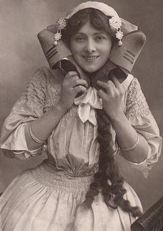Miss Hook of Holland
