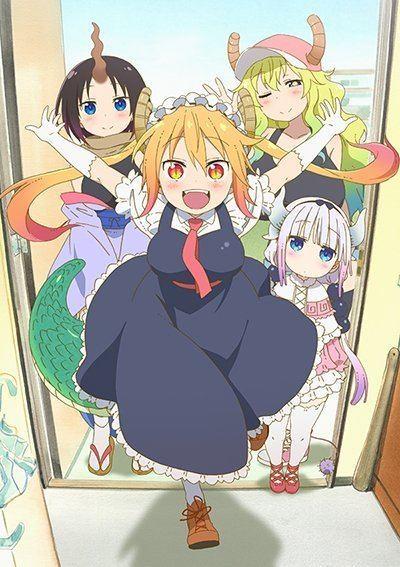 Miss Kobayashi's Dragon Maid wwwanimenewsnetworkcomimagesencycA1880733790