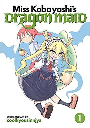 Miss Kobayashi's Dragon Maid Amazoncom Miss Kobayashi39s Dragon Maid Vol 1 9781626923485