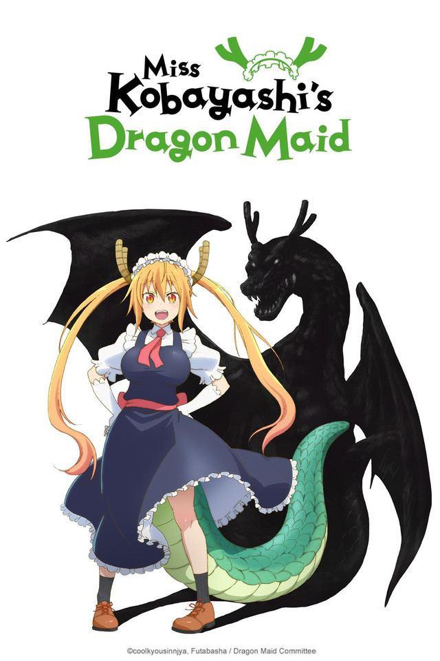 Miss Kobayashi's Dragon Maid Crunchyroll Miss Kobayashi39s Dragon Maid Full episodes streaming