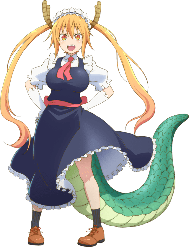 Miss Kobayashi's Dragon Maid Crunchyroll Three More Join the Cast of quotMiss Kobayashi39s Dragon Maidquot