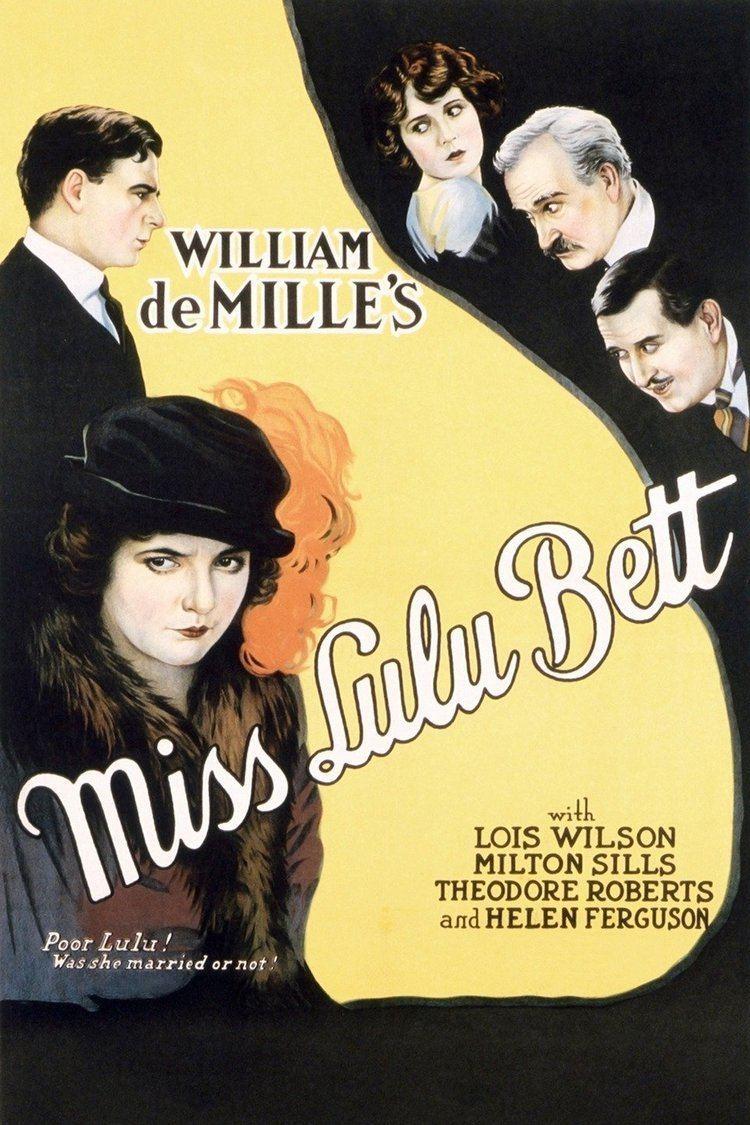 Miss Lulu Bett (film) wwwgstaticcomtvthumbmovieposters8043631p804