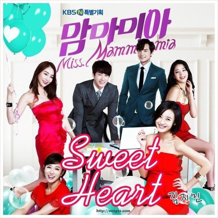 Miss Mamma Mia Korean drama quotMiss Mammamiaquot HanCinema The Korean Movie and