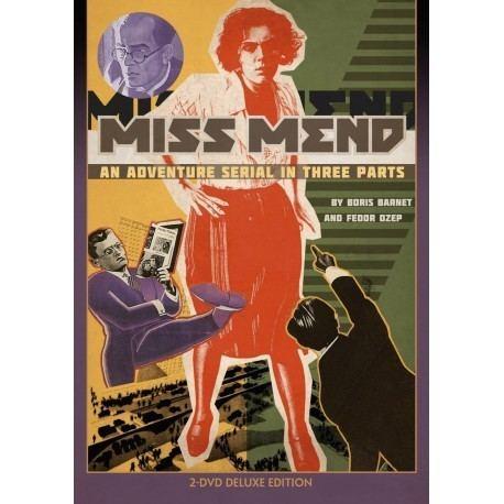 Miss Mend MISS MEND Shop DVD