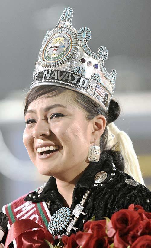 Miss Navajo New Miss Navajo crown for the new Miss Navajo Navajo Times