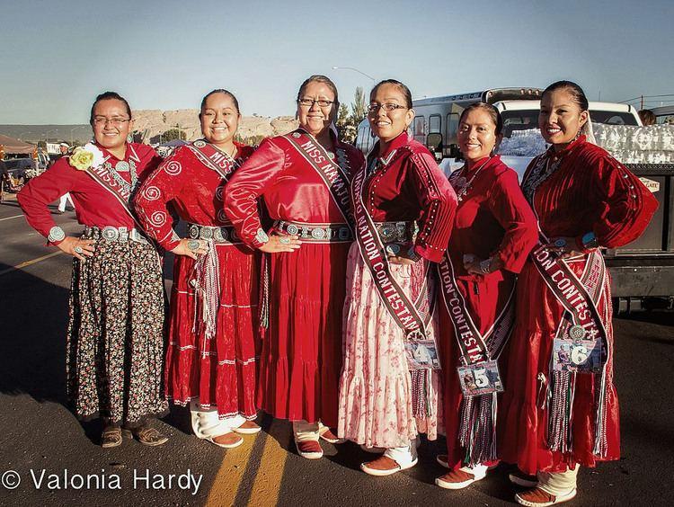 Miss Navajo Miss Navajo Nation 20142015 contestants Valonia Hardy Flickr