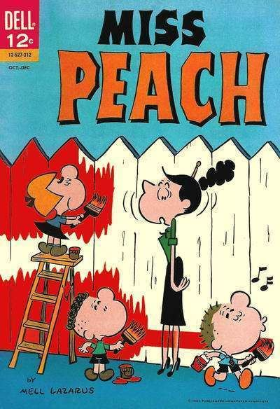 Miss Peach Miss Peach Comic Books for Sale Buy old Miss Peach Comic Books at