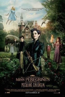 Miss Peregrine's Home for Peculiar Children (film) Miss Peregrines Home for Peculiar Children film Wikipedia