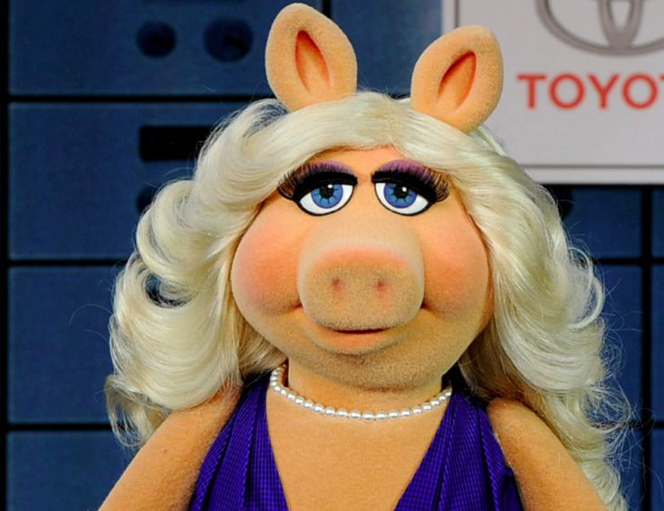 Miss Piggy Miss Piggy Is Full Active After Breaking Up With Kermit The Frog