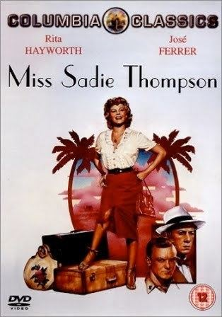 Miss Sadie Thompson Classic Movie Ramblings Miss Sadie Thompson 1953