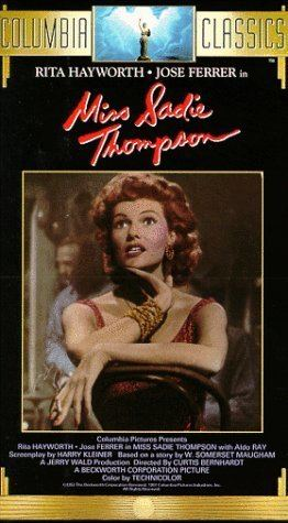 Miss Sadie Thompson Amazoncom Miss Sadie Thompson VHS Rita Hayworth Jos Ferrer