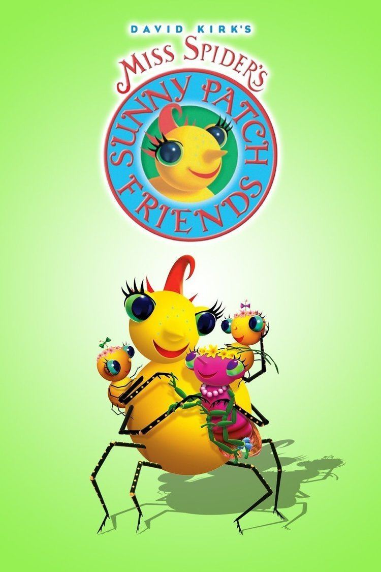 Miss Spider's Sunny Patch Friends wwwgstaticcomtvthumbtvbanners264614p264614
